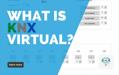 Learn about KNX Virtual!