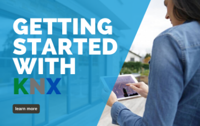 Getting started with KNX